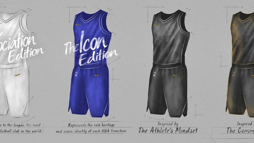 493970ad5 2017 NBA Jersey Compendium – Tracking every uniform update ...
