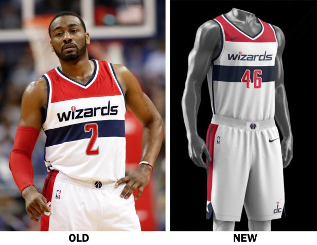 bbd6530c98b Considering the amount of time the Wizards put into securing Otto Porter  Jr. from jumping ship, the lack of tangible changes to the (updated) Nike  Jerseys ...
