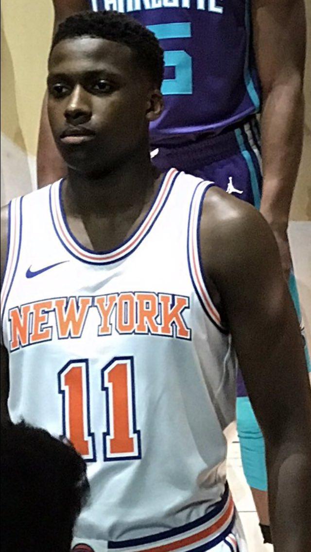 Knicks Statement