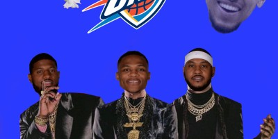 OKC Thunder, Migos and Andre Roberson