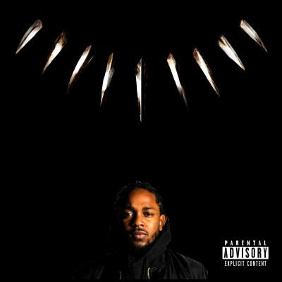 Black Panther Soundtrack, curated by Kendrick Lamar