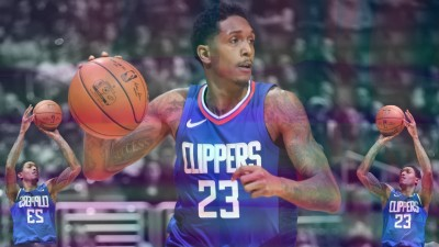 Lou Williams jumpshot and release.