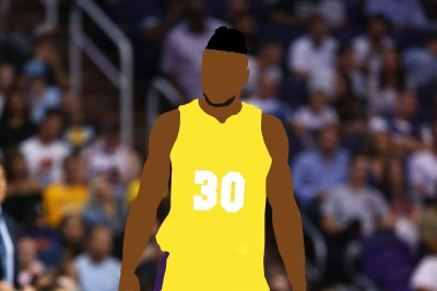 Julius Randle, before the trade deadline.