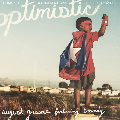 Optimistic feat Brandy